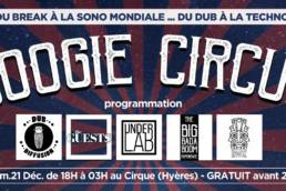 21/12 BOOGIE CIRCUS